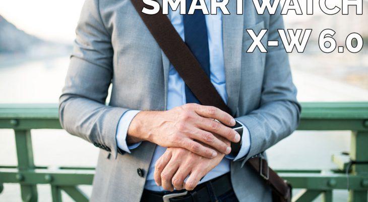 x-w 6.0 smartwatch
