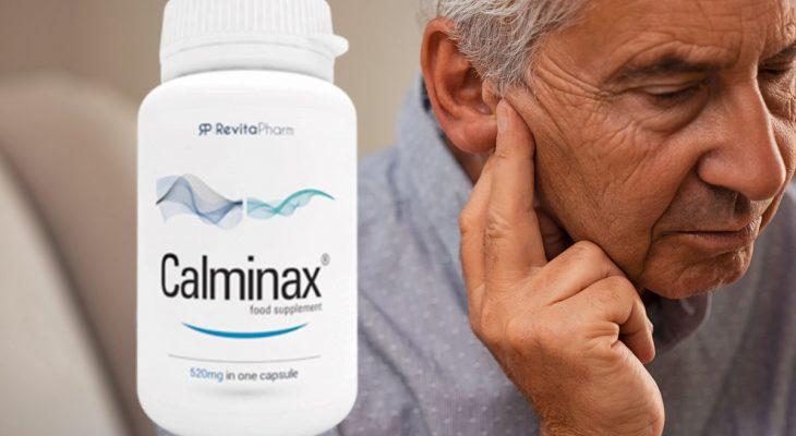 calminax integratore per udito